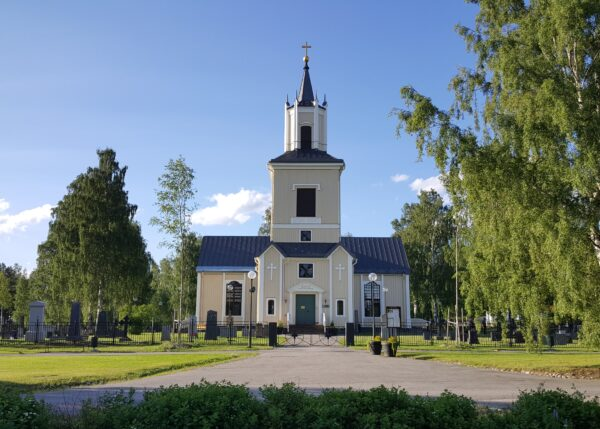 Älvsby Church