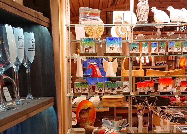 Storforsen Shop