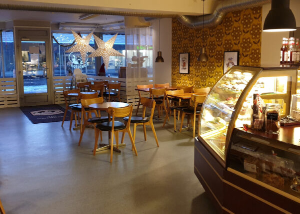 Ekbergs Pastry Shop