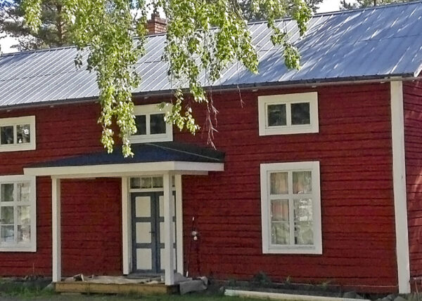 Norrskensudden - accommodation for self-catering