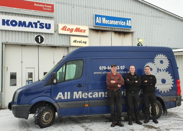All Mecanservice AB